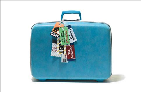 0a25bf50f0 Απαραίτητο αξεσουάρ για όλα αυτά τα ταξίδια είναι βέβαια η βαλίτσα μας.  Γιατί  Πολύ